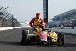 Startplatz zwei: Carlos Munoz (Andretti)