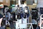 Frontpartie des Mercedes F1 W04