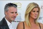 Eddie Irvine und Rachel Hunter