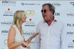 Jeremy Clarkson und Sonia Irvine