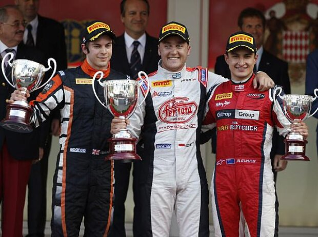 Adrian Quaife-Hobbs, Stefano Coletti, Mitch Evans