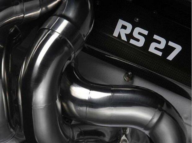 Renault-Formel-1-Motor