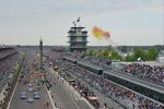 Gleich geht es los: Vor dem Start des Indy 500