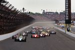 Start zum 97. Indy 500 mit Ed Carpenter (Carpenter) an der Spitze