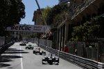 Valtteri Bottas (Williams) und Paul di Resta (Force India)