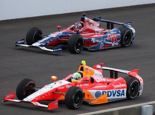 Ernesto Viso, Marco Andretti