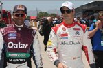 Nasser Al-Attiyah und Daniel Sordo