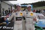 Marco Wittmann (MTEK-BMW) und Bruno Spengler (Schnitzer-BMW)
