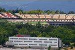 Geheimer Mercedes-Reifentest in Barcelona, abfotografiert von einem