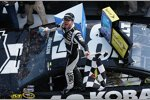 Jimmie Johnson (Hendrick) in der Victory Lane