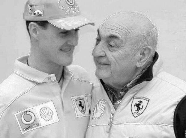 Michael Schumacher, Jose Froilan Gonzalez