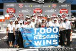 1000. NASCAR-Sieg für Ford