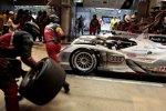 Marc Gene (Ferrari), Oliver Jarvis und Lucas di Grassi