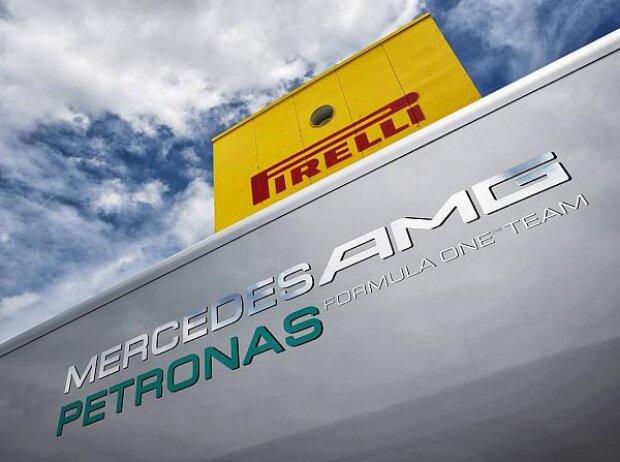 Pirelli Mercedes