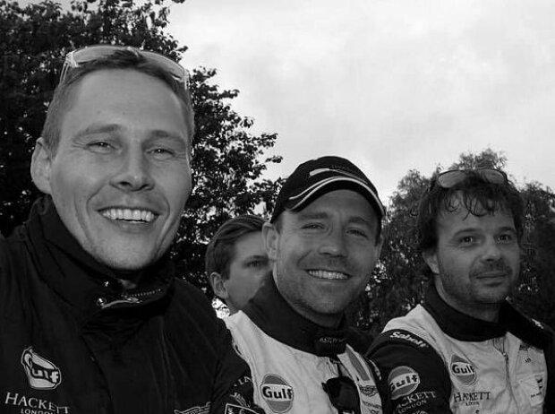 Allan Simonsen, Christoffer Nygaard, Kristian Poulsen