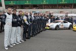 Allan Simonsen (Aston Martin), Kristian Poulsen (Aston Martin) und Christoffer Nygaard (Aston Martin)