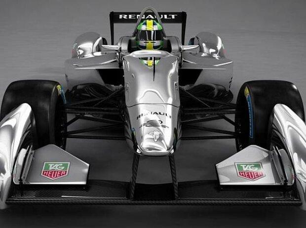 Formel E 2014