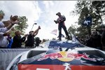 Sebastien Loeb feiert seinen Rekord
