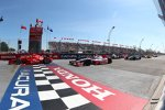 Start zum ersten Toronto-Rennen