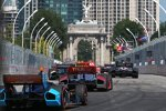 IndyCars in Toronto