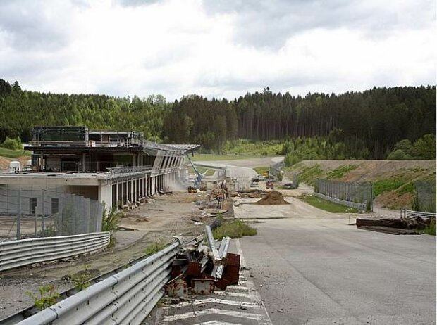 Ehemaliger A1-Ring in Spielberg