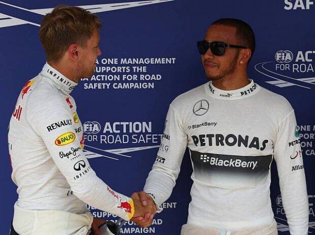 Sebastian Vettel, Romain Grosjean