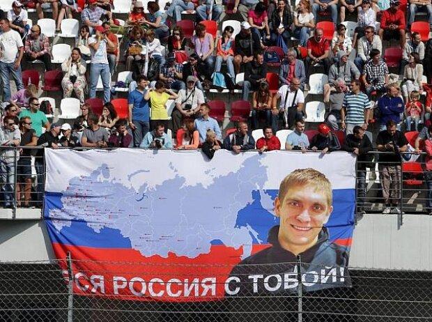 Fans von Witali Petrow