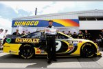 Sprint-Cup-Polesetter Marcos Ambrose (Petty)