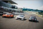 Die Super-GT-Autos für die Saison 2014