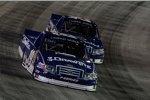 Das Ford-Duo Brad Keselowski und Ryan Blaney