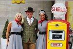 Models bei Shell
