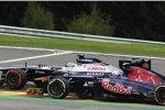 Pastor Maldonado (Williams) und Daniel Ricciardo (Toro Rosso)