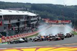 Start in Spa-Francorchamps