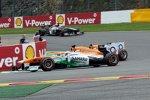 Paul di Resta und Adrian Sutil (Force India)