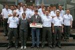 50. Grand Prix für Nico Hülkenberg (Sauber)