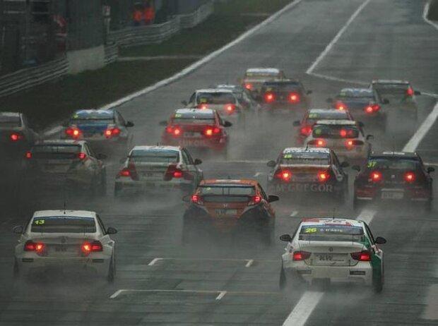 Start in Monza 2013