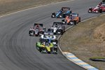 Race Action in Sonoma