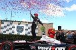 Erster Saisonsieg für Will Power (Penske)