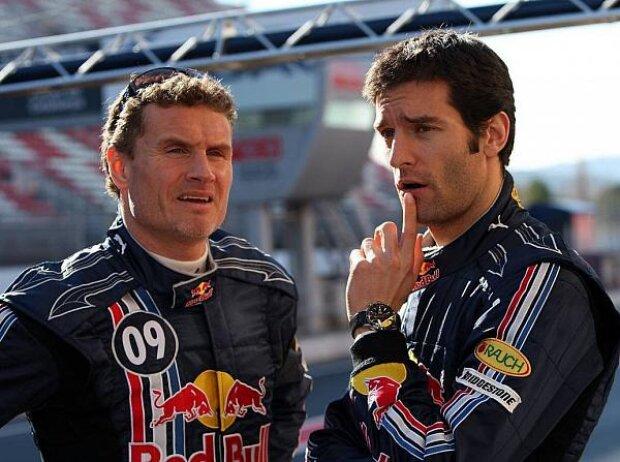 David Coulthard, Mark Webber