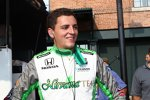 IndyCar-Debütant Stefan Wilson