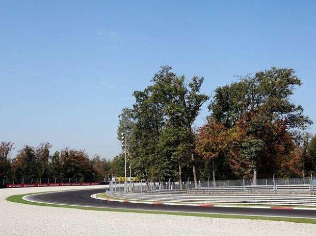 Die Parabolica in Monza