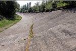 Die alte Steilwand in Monza