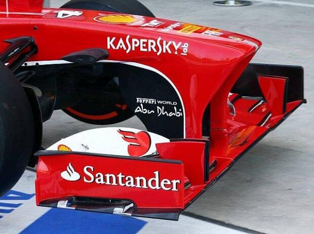 Ferrari Frontflügel Wing