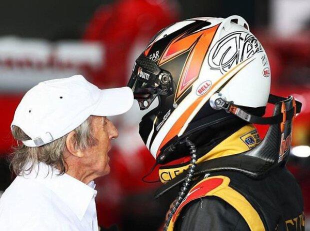 Jackie Stewart, Kimi Räikkönen