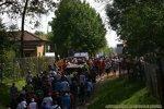 Fans auf dem Weg an die Strecke im Autodromo Nazionale di Monza