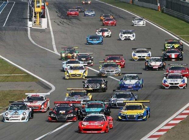 Blancpain-Endurance-Series auf dem Nürburgring 2012
