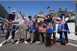 Red-Bull- und McLaren-Fans verbünden sich