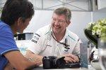Ross Brawn (Mercedes)