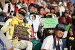 Fans von Nico Rosberg (Mercedes)