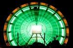 Das Suzuka-Riesenrad bei Nacht